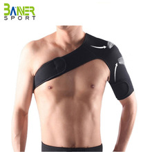 Hot Therapy Neoprene american football shoulder Wrap pads for men