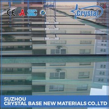 Make To Order Solar Control Laminated Glass Wall Panel