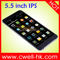 Cheapest 3G Smartphone 5.5 Inch Quad Core X-BQ P11S Metal Frame Android 5.1 512MB RAM 4GB ROM 5MP GPS Unlocked