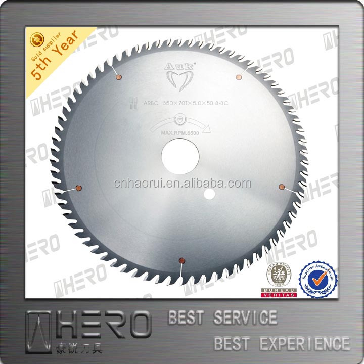 TCT saw blade for laminated board mdf cutting