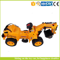 New style Car Toys Pedal Tractor Kids Toy Ride On Excavator