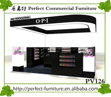 Hot selling nail salon store 3D max design factory direct sale salon equipment furniture