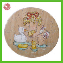 Wholesale wood toy puzzle