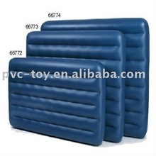 PVC flocked inflatable Air mattress for bed