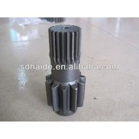 Doosan excavator shaft for swing motor,doosan gear cover unit book online for excavator DX255 DX27 DX300 DX30 DX340