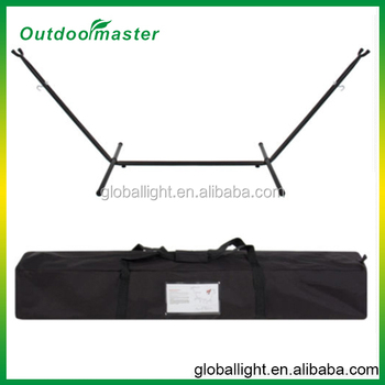 High Quality Protable Camping Steel Hammock Stand