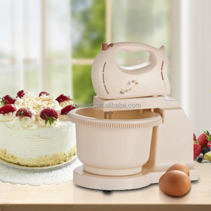 Low Price 5 Speed Stand Mixer with Rotational Bowl