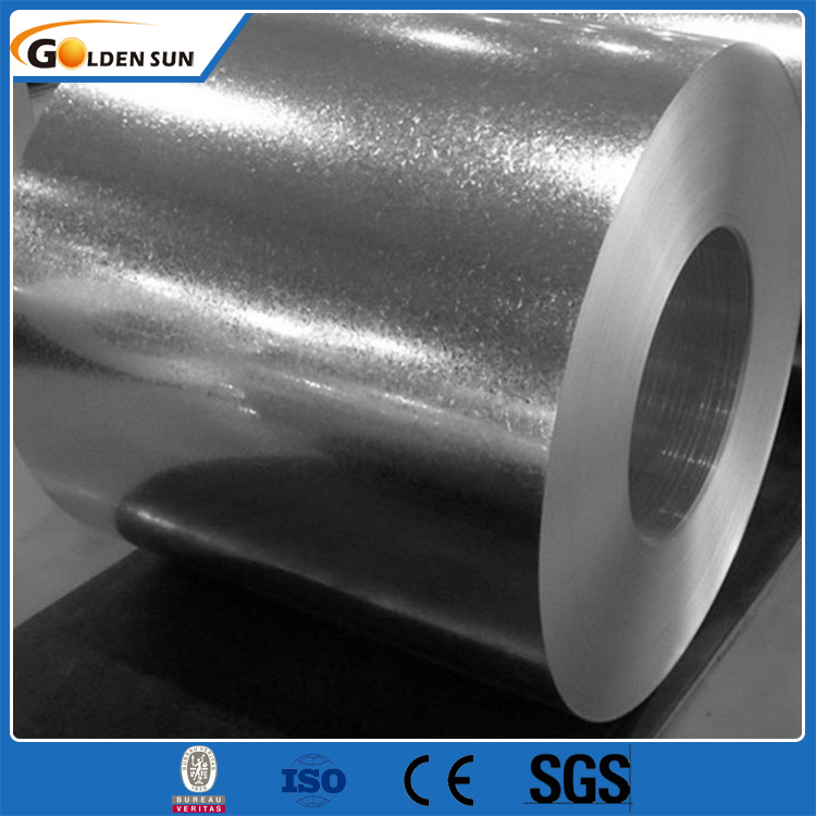 China manufacturer cold rolled gi coil zinc coated galvanized steel sheet price