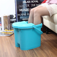 High quality home use plastic foot bucket soak