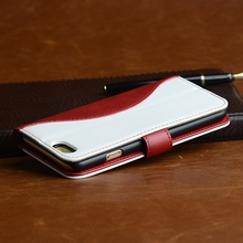High-grade flip cover phone leather cases by manufacturer