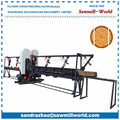 vertical band sawmill,logs band saw cutting,electric sawmill