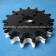 High quality engineering plastic double spur gear plastic tooth gears plastic spur gears