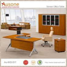 Wooden office table Solid wood