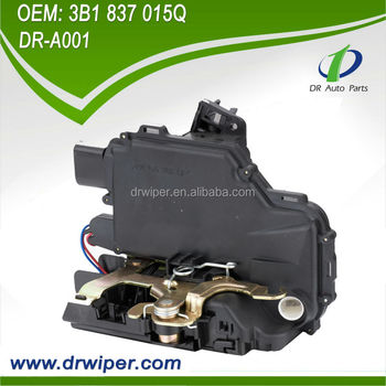 Car door lock actuator For VW PASSAT B5 BORA CLASICO SKODA FABIA JETTA sale OEM 3B1 837 015A / 6X1 837 014H / 6X1 837 015Q