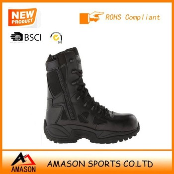 New design Low price army tactical boots for millitary combat army shoes troops boots in 2015