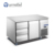 FRUC-4-1 FURNOTEL 2 Doors Undercounter Chiller with Backsplash Supermarket Refrigeration Equipment
