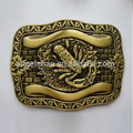 Wholesale customized bulk cowboy western scorpion belt buckle R-0446-28 40mm back w/teeth