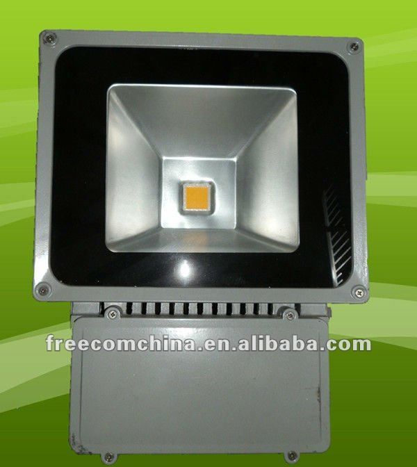 LED Flood Light Fixture Heat Sink Shell Aluminium alloy Parts China