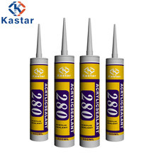 High Quality 300ml Cartridge Water Based Acrylic Sealant For Roof Gutter
