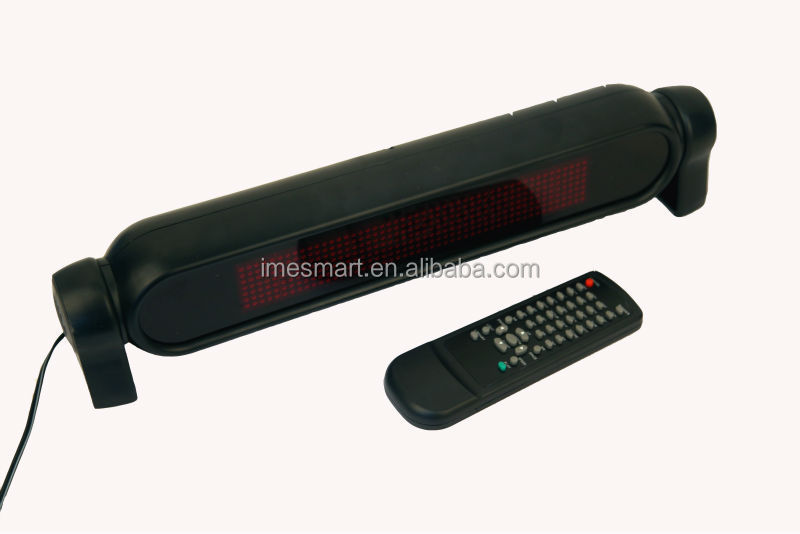led display board remote control
