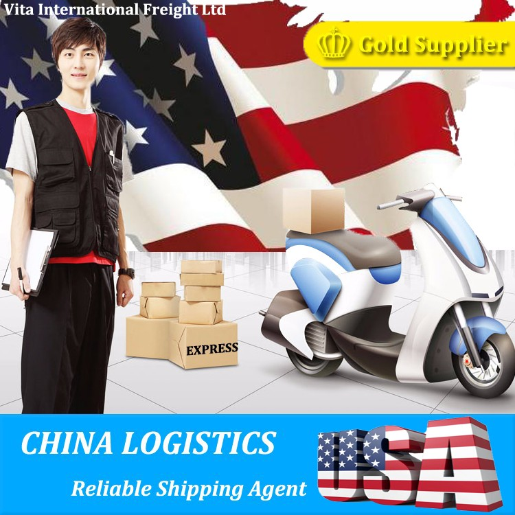Express from China to USA amazon FBA shipping