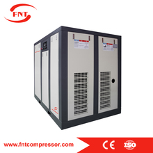 Energy saving combined electric air compressor for laser cuting machine