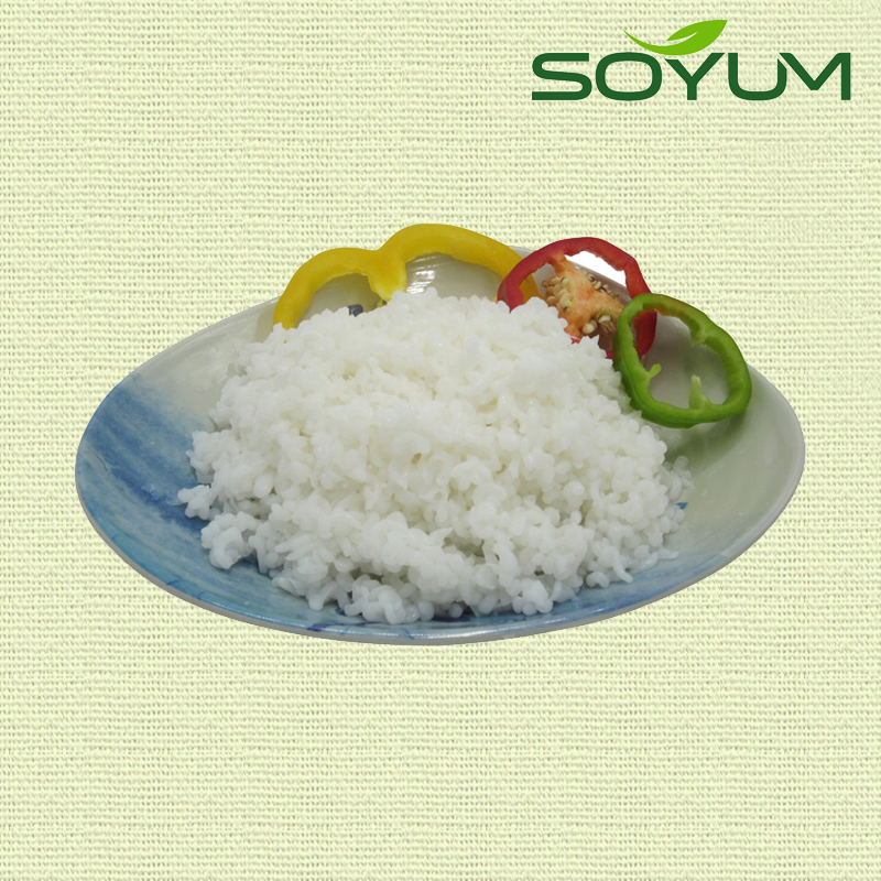 wholesaler rice suppliers ready to eat konjac instant rice