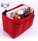 Handbag Purse Organizer Customized Bag In Bag Organizer Felt Insert Bag Organizer