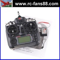 FlySky FS-TH9B 2.4G 9CH Radio Model Transmitter&Receiver For Airplane