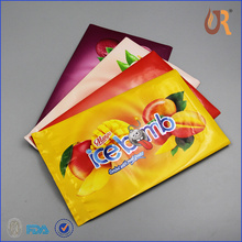 Popsicle Packaging Bag Laminated Popsicle Wrapper for Popsicle Packaging