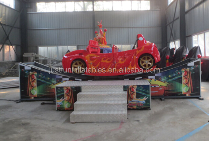 China entertainment equipment kids carnival rides mini flying car/boat rides