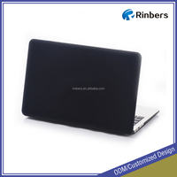Popular Rubberized Hard Shell Plastic Case Frosted for MacBook Air 11.6 13.3 Pro Retina 12 13 15 Ruber Coated Cover