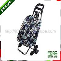 metal shopping trolley high quality travel bag indonesia