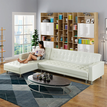 Sofa set living room furniture designs modern l shape sofa