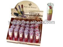 Flower Cap Matte Lipstick with SGS Certificates