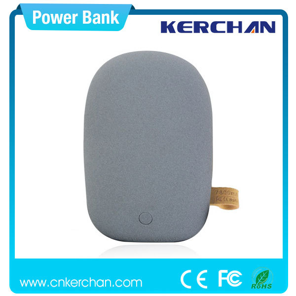 sex stone 7800mah power bank,highly valued long power pack for meizu