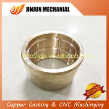 Magnetic Material copper alloy sleeve bushing for agricultural tractor