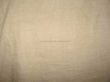 2017 hot selling bargen factory price woven plain dyed flax linen fabric for family sofa in stock wholesale