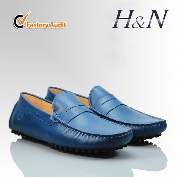 2015 china wholesale colorful men leather shoes