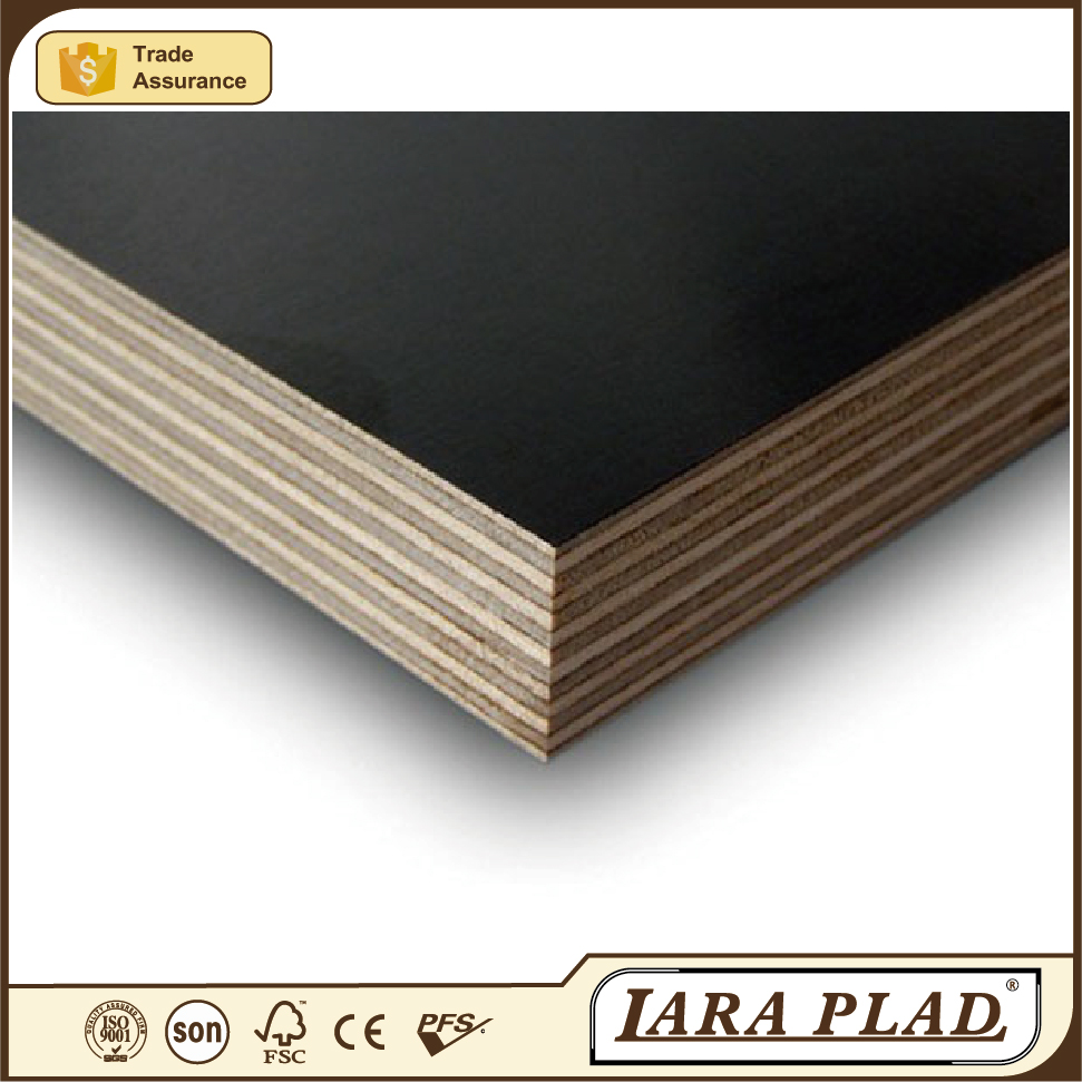 Antislip Plywood / Single Faced, Double Faced Antislip Film Faced Plywood