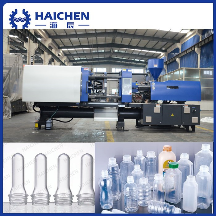 Customized Made Factory Supply Preform Injection Moulding Machine