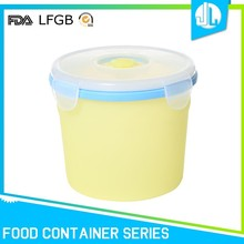 China wholesale customized small cylindrical food container