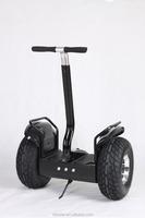 Self balancing electric scooter, smart balance 2 wheels self electric balance scooter with Handle white and black