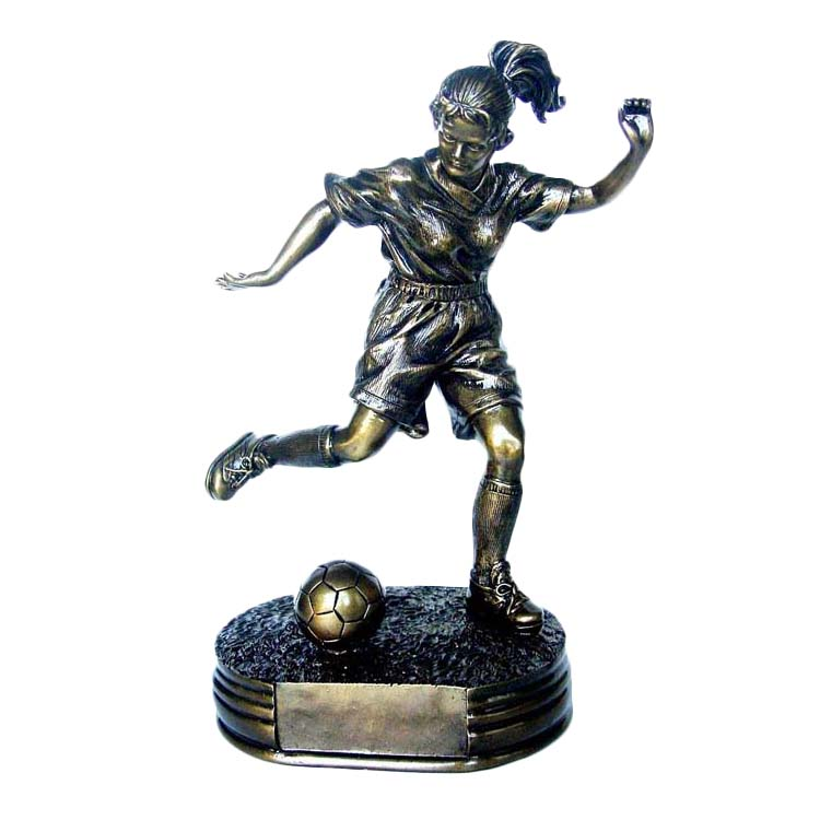 Custom Famous People Soccer Figure Bobble Head With Low Price