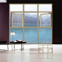 Nice pvc windows and doors profile