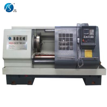 Cheap and High Quality cnc pipe thread lathe CKG245