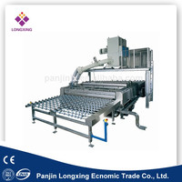 Manufacturers Supply Horizontal Glass Production Line Dry Cleaning Machine
