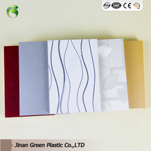 Green 2018 hot sale High Density PVC Foam Sheet For Furniture