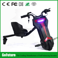 Christmas Smart 3 Wheel Electric Self Balancing Scooter Unicycle Motorcycle
