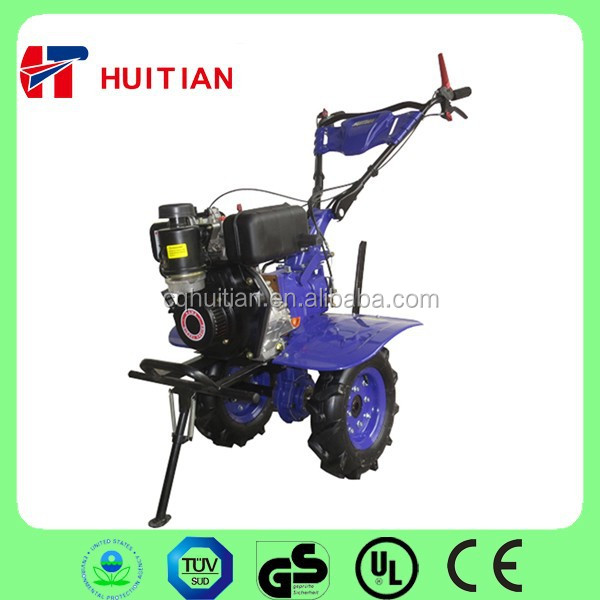HT950D 6HP New Handlebar Small Motocultor for Garden